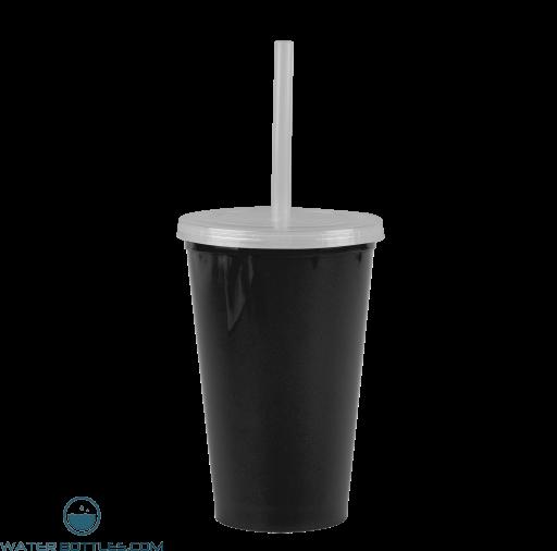 Cups-On-The-Go -20 oz. Stadium Cup-Black