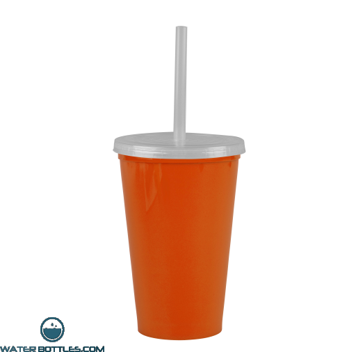 Cups-On-The-Go -20 oz. Stadium Cup-Orange