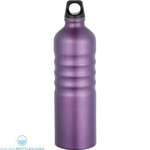 Gemstone Aluminum Sport Bottles | 25 oz - Violet