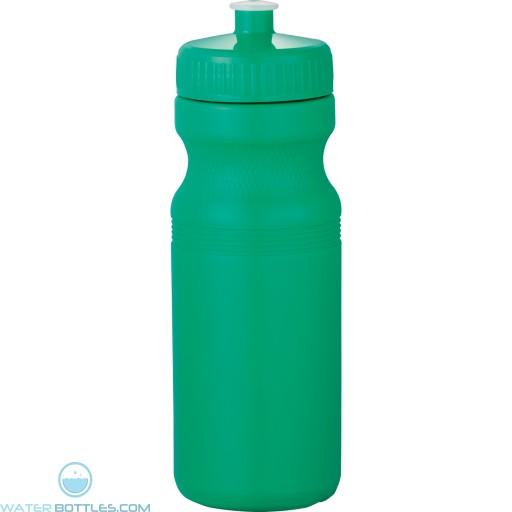 Easy Squeezy Sports Bottles - Spirit   24 oz - Green