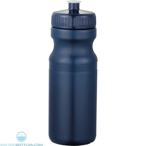 Easy Squeezy Sports Bottles - Spirit | 24 oz - Navy Blue