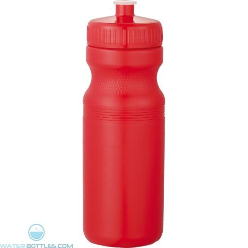 Easy Squeezy Sports Bottles - Spirit | 24 oz - Red