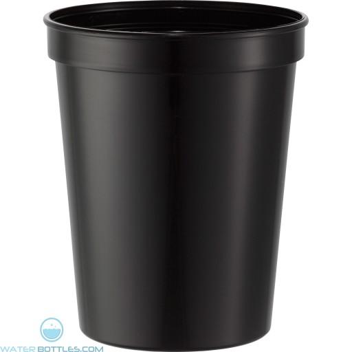 Rally Stadium Cup | 16 oz - Black
