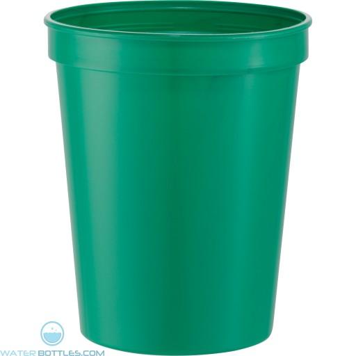 Rally Stadium Cup | 16 oz - Green