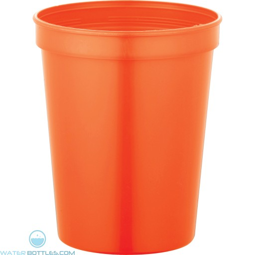 Rally Stadium Cup | 16 oz - Orange
