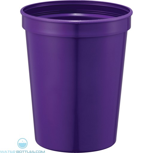 Rally Stadium Cup | 16 oz - Purple