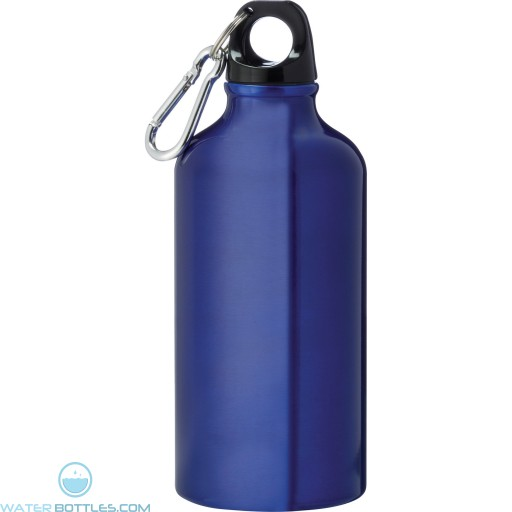 Li'l Shorty Aluminum Sports Bottles | 17 oz - Blue