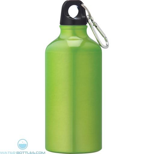 Li'l Shorty Aluminum Sports Bottles | 17 oz - Green