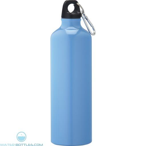 Pacific Aluminum Sports Bottles | 26 oz - Light Blue