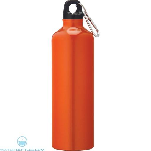 Pacific Aluminum Sports Bottles | 26 oz - Orange