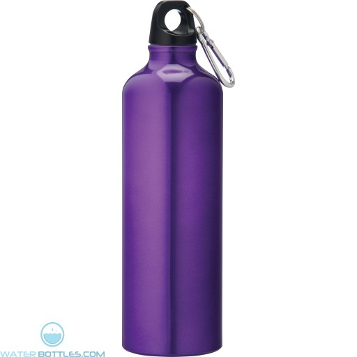 Pacific Aluminum Sports Bottles | 26 oz - Purple