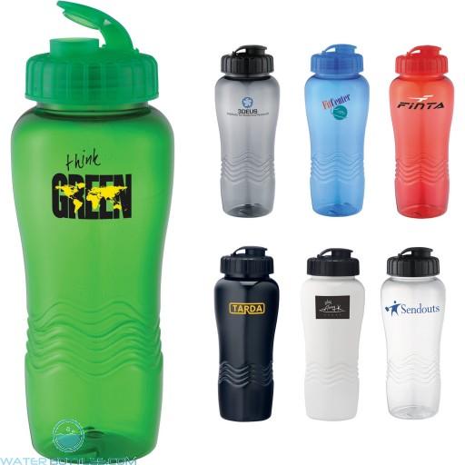 Personalized Sports Water Bottles - Surfside Sports Bottles   26 oz