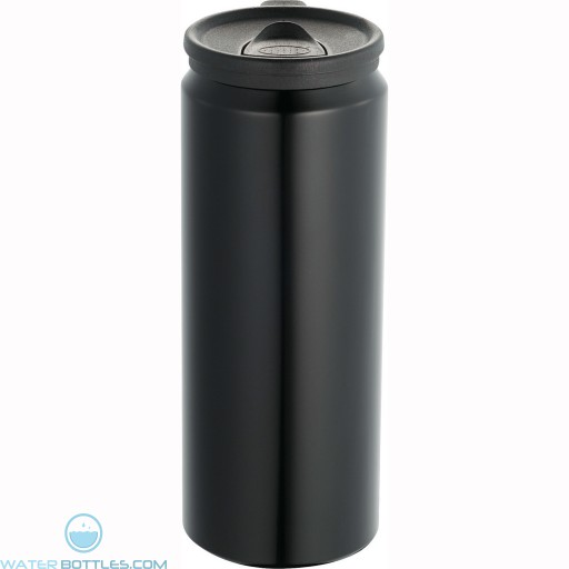 Pop Aluminum Can | 17 oz - Black