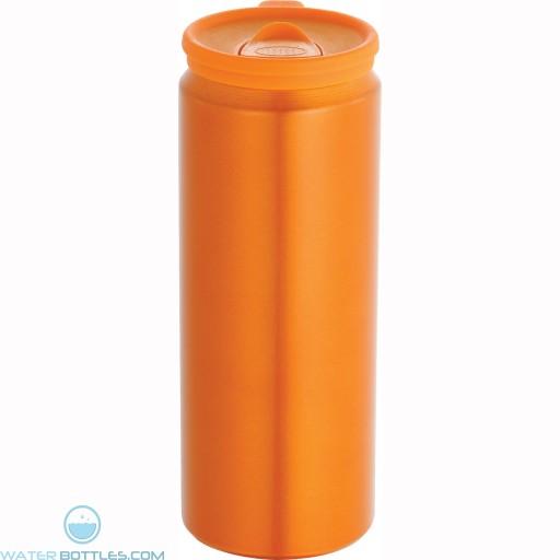 Pop Aluminum Can | 17 oz - Orange