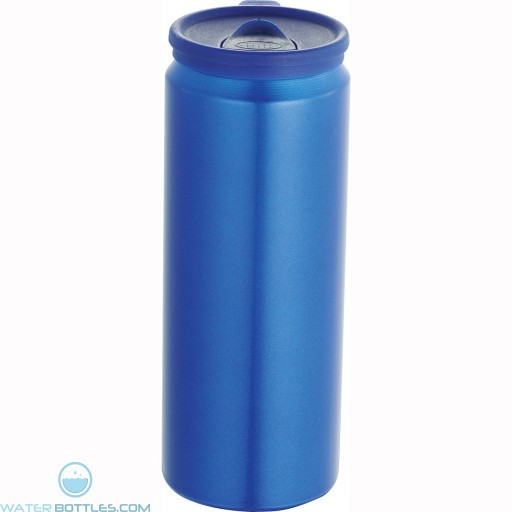 Pop Aluminum Can | 17 oz - Royal Blue