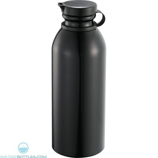 Milk Maid Aluminum Sports Bottles | 24 oz - Black