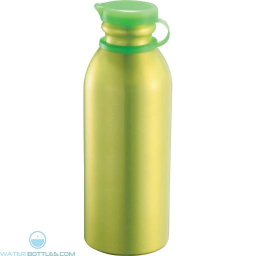 Milk Maid Aluminum Sports Bottles | 24 oz - Lime Green