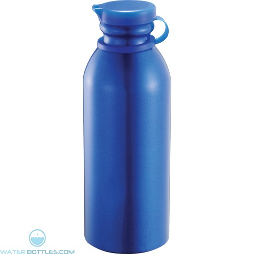 Milk Maid Aluminum Sports Bottles | 24 oz - Royal Blue