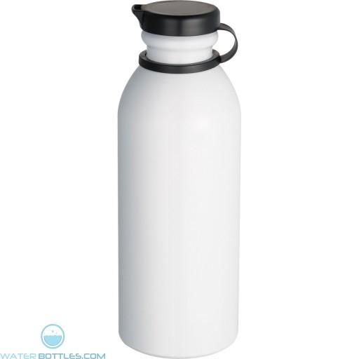 Milk Maid Aluminum Sports Bottles | 24 oz - White