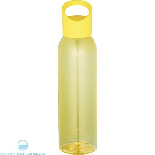 Casanova Tritan Sports Bottles   22 oz - Yellow