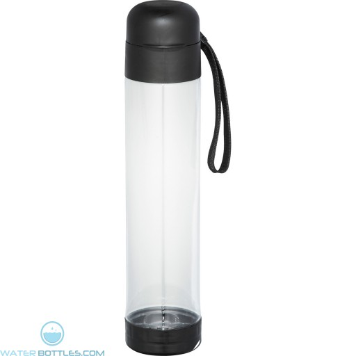 Helsinki Tritan Sports Bottles | 27 oz - Clear with Black Lid