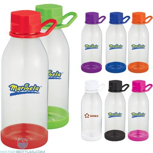 Personalized Sports Water Bottles - Piper BPA Free Tritan Water Bottles | 24 oz