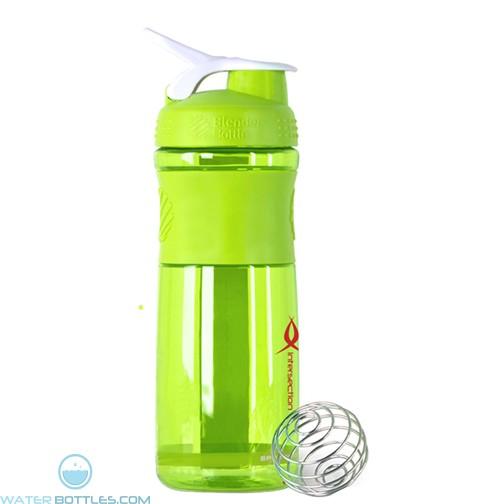 Blender Bottles SportMixer   28 oz. - Green