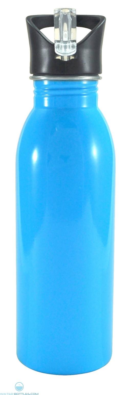 Sprint Sport Bottles   21 oz - Neon Blue