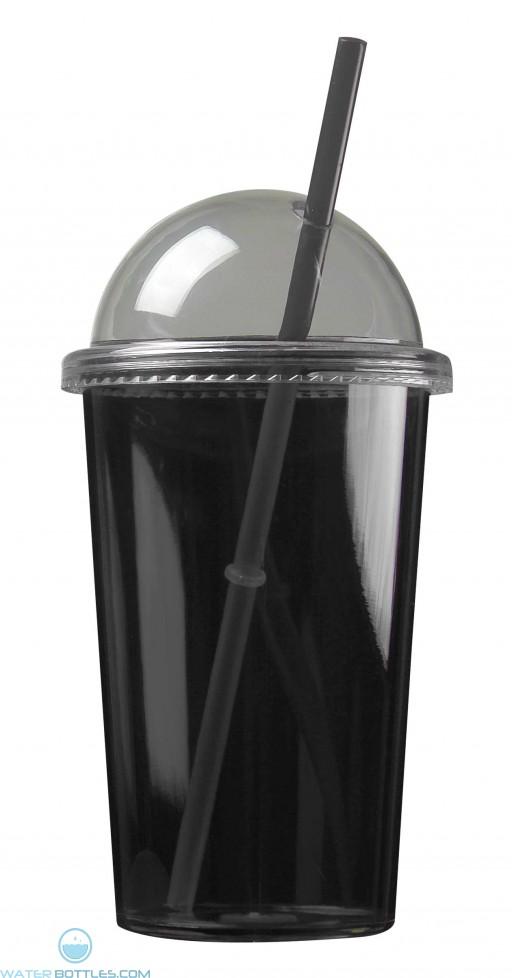 The Patriot - 20 oz. Travel Tumblers (Dome Lid)-Smoke