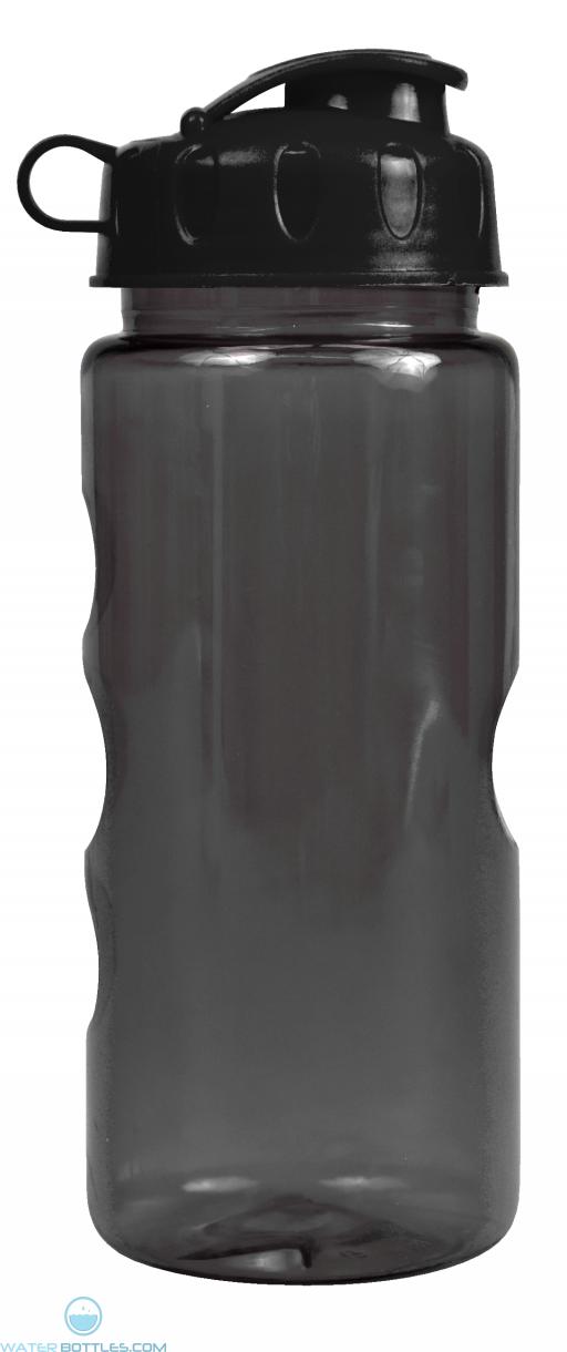 Mini Mountain - 22 oz. Tritan Bottles - Flip Lid-Smoke