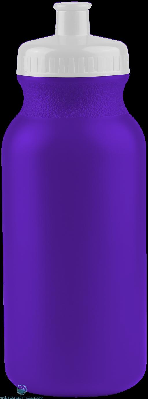 The Omni - 20 oz. Bike Bottles Colors-Violet