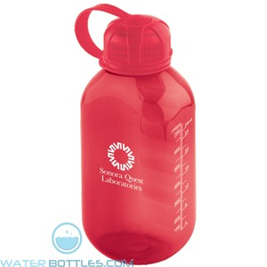 Canteen Bottles | 32 oz - Red