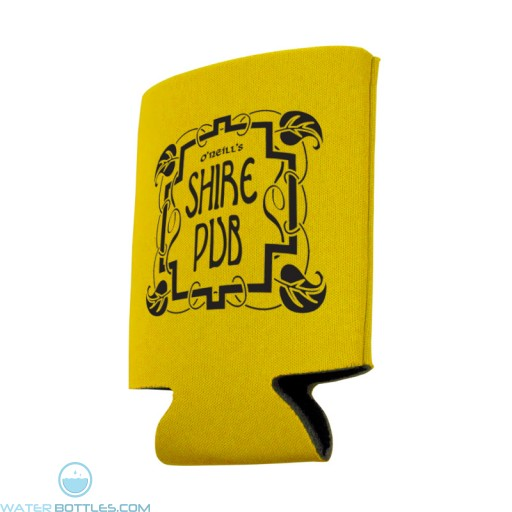 Budget Pocket Can Holder-Yellow
