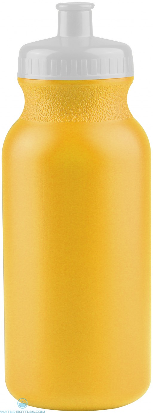 The Omni - 20 oz. Bike Bottles Colors-Yellow