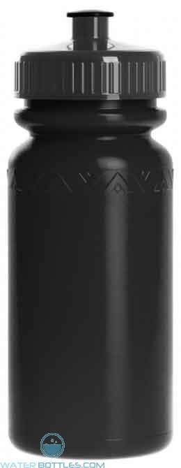 American Value 20 oz. Water Bottle-Black