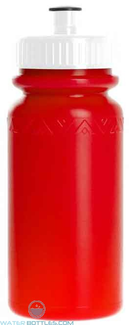 American Value 20 oz. Water Bottle-Red