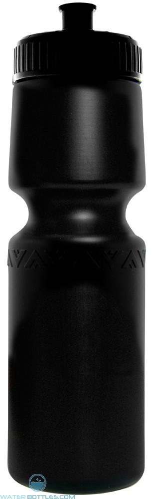 American Value 26 oz. Water Bottle-Black