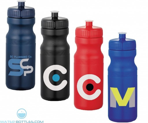 Easy Squeezy Sports Bottles - Spirit | 24 oz