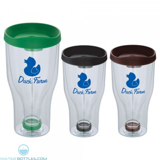Personalized Tumblers - Cheers Tumbler | 14 oz