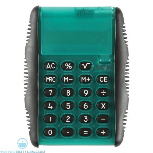 Custom Flip Cover Calculator - Green