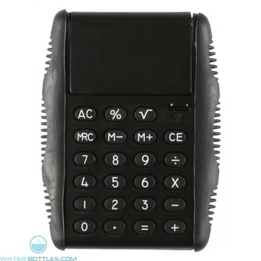 Custom Flip Cover Calculator - Solid Black