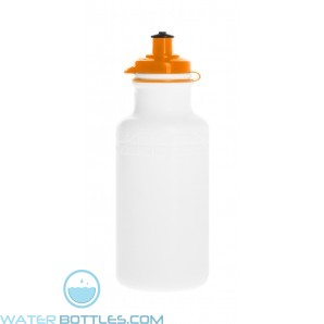 Classic 22 oz. Water Bottle-White