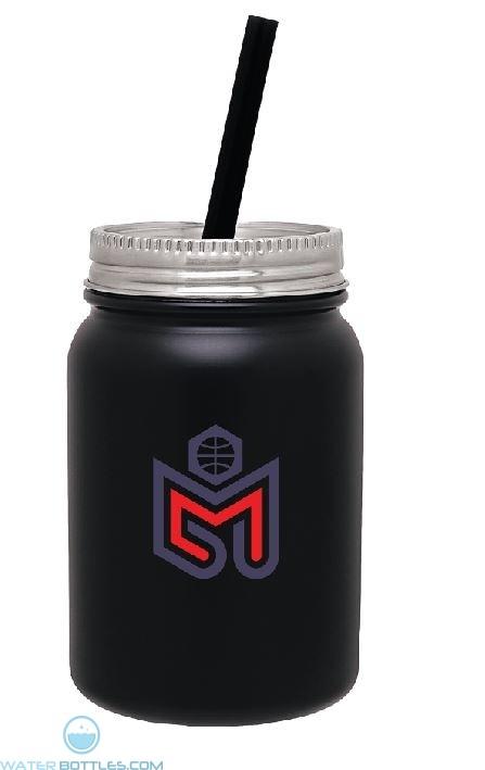H2Go Mason Water Bottles | 30 oz