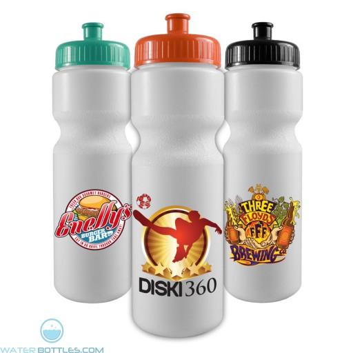 Custom Logo Water Bottles - The Journey Bottle - 28 oz. - Digital