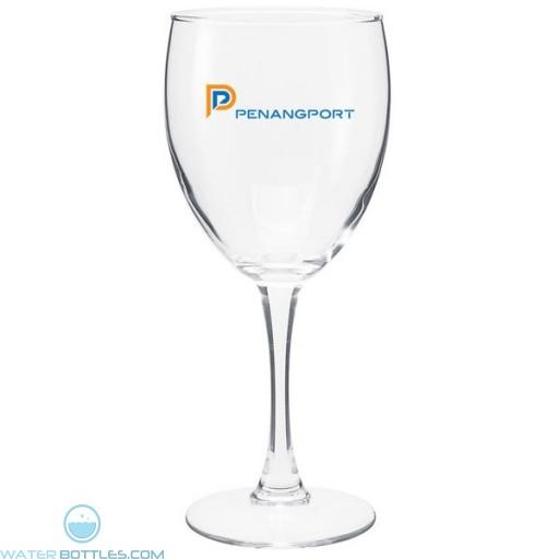 Nuance Glass Goblet   10.5 oz