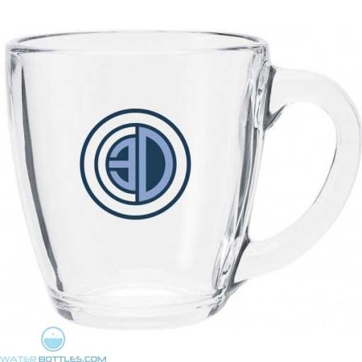 Tapered Glass Mug | 16 oz