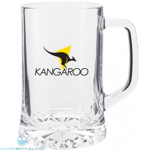 Maxim Glass Mug | 21 oz