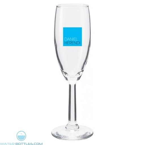 Napa Flute Glass | 5.75 oz