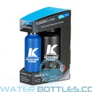 20oz./64oz. Tundra 2-Pack Water Bottles