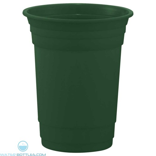 Party Stadium Cup   16 oz - Green